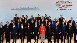 La cumbre 2017 se realizó en Alemania.