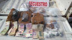 ¿Estarán relacionados?.La justicia tratará de establecer si hay conexión en el secuestro de drogas y las granadas.