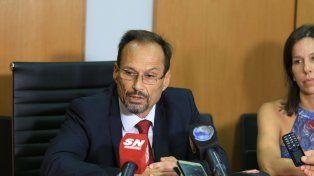 Reggiardo amplió la denuncia contra el Procurador Jorge García