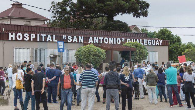 Malestar en Gualeguay por la renuncia del director del hospital