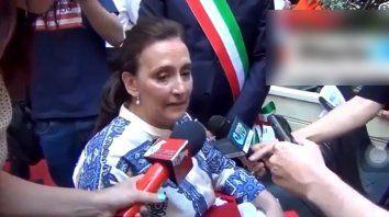 ahora michetti trato de hablar en italiano y las redes explotaron