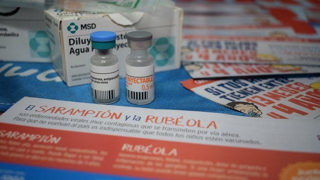 Al cierre de la campaña contra el sarampión y la rubéola se inmunizaron más de 68.000 infantes