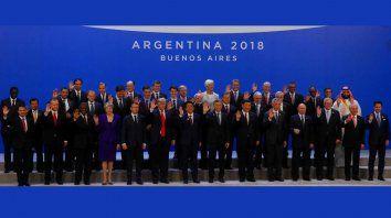 arranco formalmente la cumbre del g20