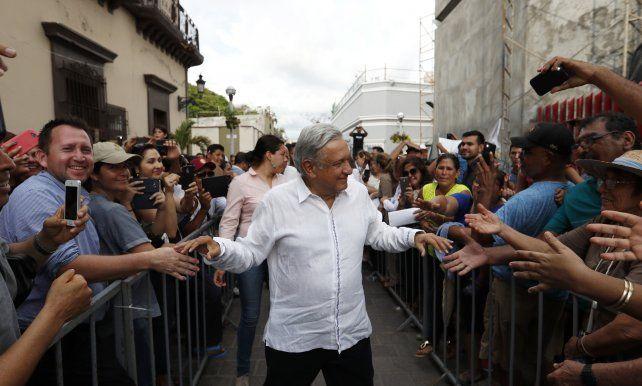 Al poder. Nadie despierta en México tantas esperanzas y temores al mismo tiempo como López Obrador.