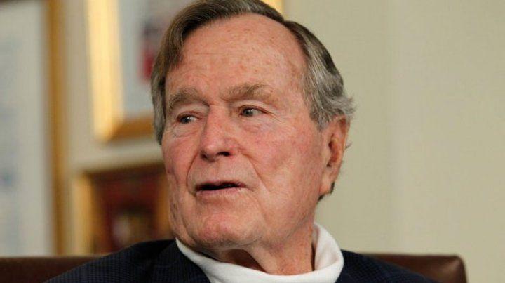 Murió el ex presidente de Estados Unidos, George H. W. Bush