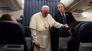 Al Papa le preocupa la homosexualidad en el clero