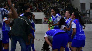 las chicas de sportivo urquiza, duenas del 2018