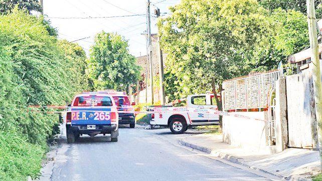 Se conoció la identidad del hombre asesinado en Bajada Grande
