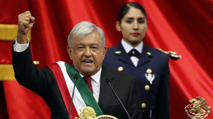 Asunción. El mandatario anunció un golpe de timón en materia económica y para acabar con la corrupción.