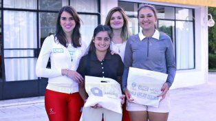 Copa Diario UNO: Herlein y Castello, ganadores