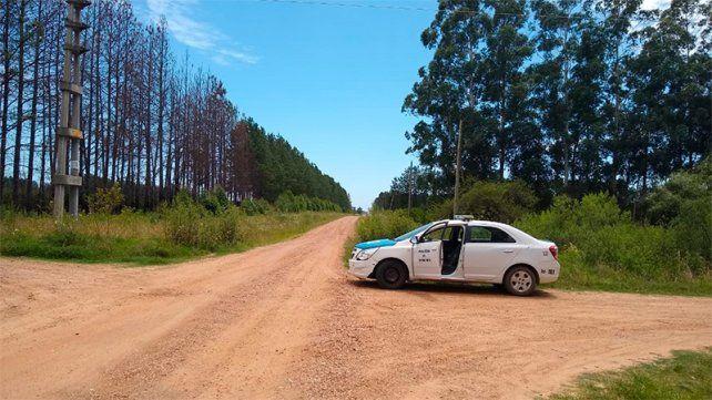 Hallaron a una mujer asesinada en Chajarí