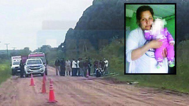Apuntan a un allegado de la mujer asesinada a puñaladas en Chajarí