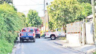 Hay un detenido por el crimen ocurrido el sábado en Bajada Grande