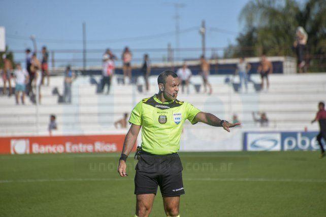 Jorge Baliño dirigirá el último juego del año de Patronato