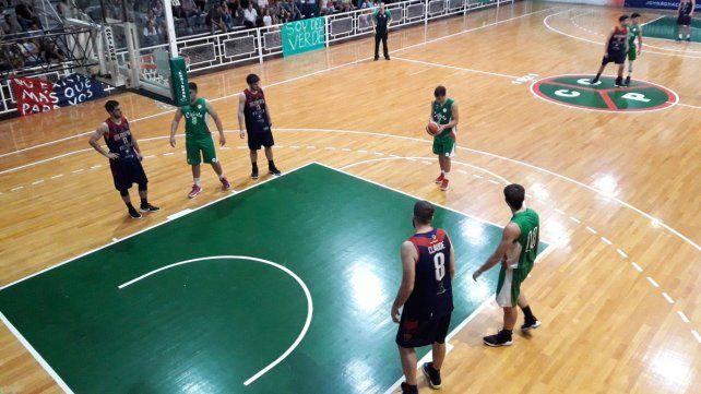 El elenco de Mariano Passadore ganó por 69 a 67 sobre Olimpia.