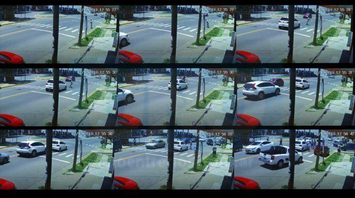 Circula un video para advertir sobre personas que tratan de estafar a conductores simulando accidentes