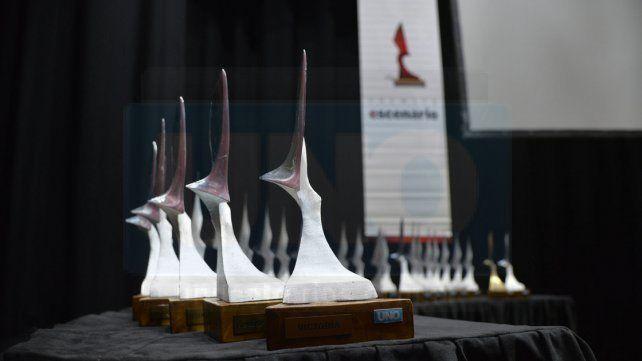 Premio Escenario 2018: El guitarrista concordiense Augusto Ayala fue el ganador de la estatuilla dorada