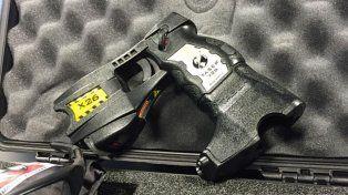 El Gobierno nacional anunció la compra de pistolas Taser