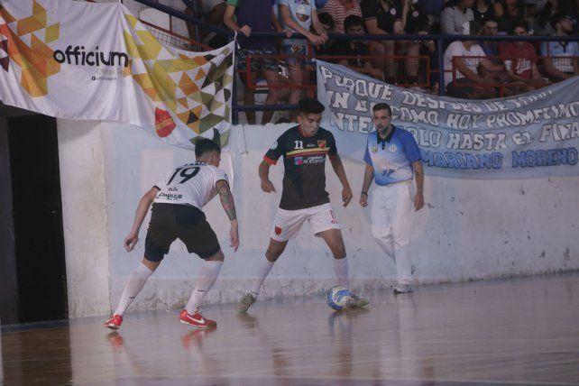 Español fue declarado campeón del futsal paranaense