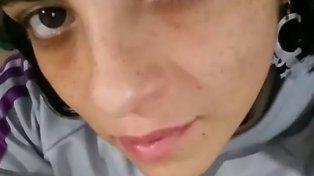 Bernarda Massolo está internada en Santa Fe.