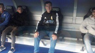 Policías entrerrianos visitaron el estadio español donde jugarán la final Boca-River