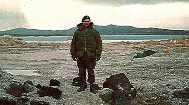 Histórico: llegaron a Córdoba los restos de un caído  en Malvinas