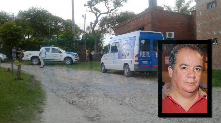 Hay un detenido y un prófugo por el crimen de Nelson de la Fuente