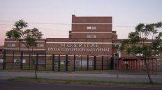 Beba con lesiones fue hospitalizada y detuvieron a sus padres