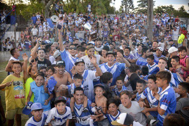 Sportivo campeón del fútbol de Paraná