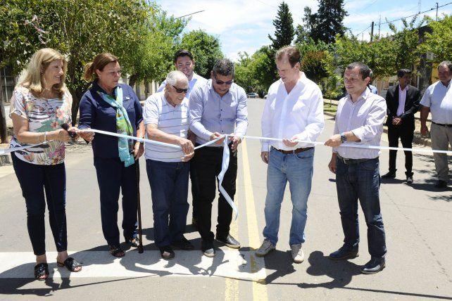 Pueblo Liebig que cuenta con nuevo ingreso, pasará a ser municipio