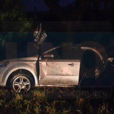 Despiste fatal. Un joven de 20 años perdió la vida en el incidente en Ceibas.