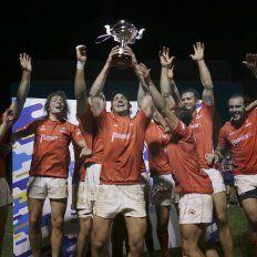 El festejos de los chicos de Córdoba.