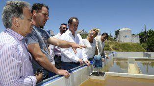 Tareas para aumentar la producción de agua durante el verano