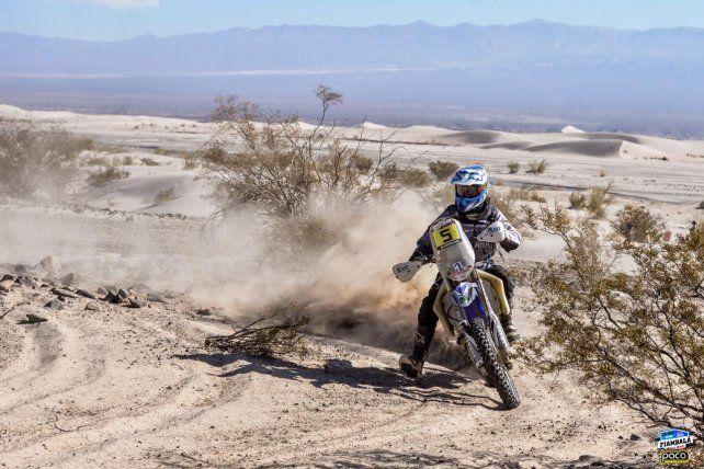 Santiago Micheloud logró consagrarse subcampeón en la divisional M1