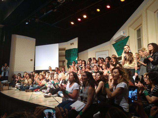 Video: el desgarrador relato de Thelma Fardín sobre la violación de Juan Darthés