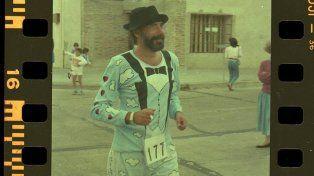 Puchulu, corriendo por las calles de La Histórica.