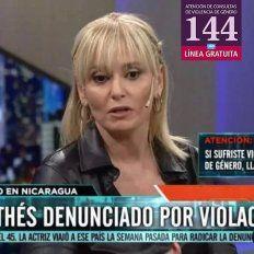 Romina Manguel reveló que fue acosada por un invitado de Animales Sueltos