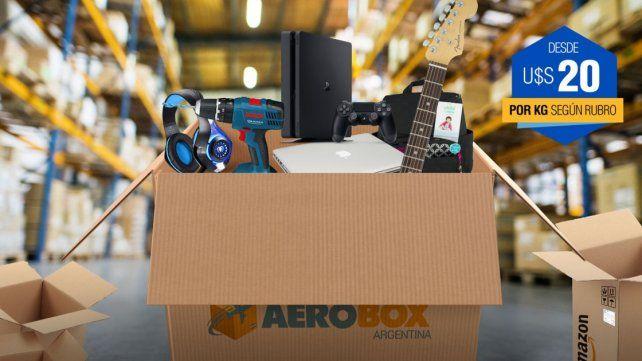 AEROBOX ¡Llega el verdadero puerta a puerta a la Argentina!