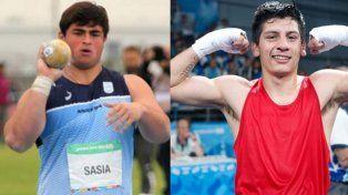 Sasia y Arregui, entre los candidatos al Oro