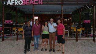 Este verano se podrá disfrutar la Cultura encendida en las playas entrerrianas