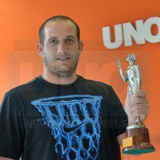 Bruno Motroni se expresó contra la exclusión del softbol de los Premios Olimpia