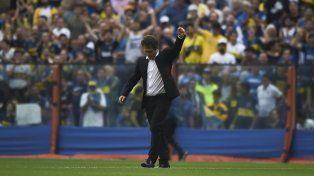 Barros Schelotto no seguirá como técnico de Boca Juniors