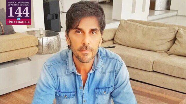 Internaron a Juan Darthés en Brasil por un cuadro de depresión