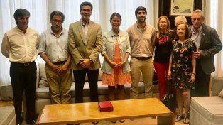 La Secretaria de Comercio Exterior apoyó la creación de la Agencia de Inversiones y Exportaciones