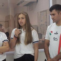 Las hermanas Zanolli visitaron Diario UNO tras su experiencia en Arequipa