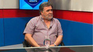 Medios. Calderón visita redacciones de canales