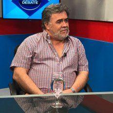 Medios. Calderón visita redacciones de canales, radios y diarios para hablar de su delicada situación.