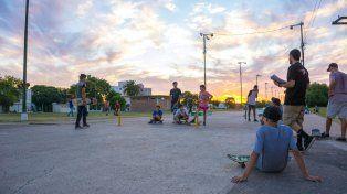 Mirá el Skate Out en Concepción del Uruguay
