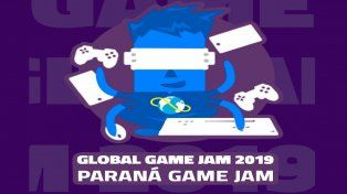 La Global Game Jam se realizará en Paraná