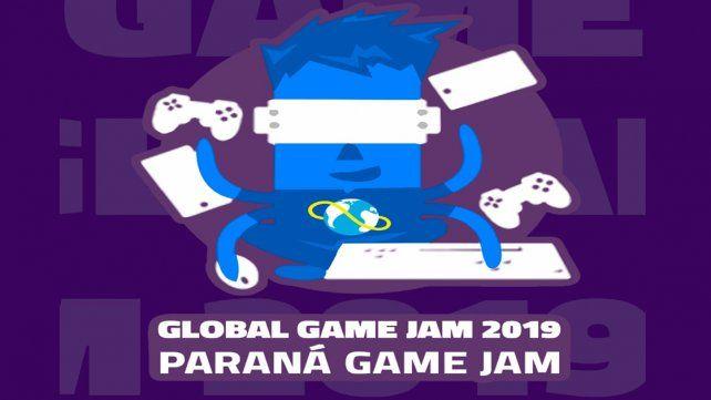 La Global Game Jam se realizará en Paraná
